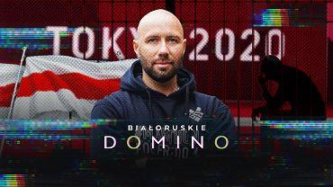Alaksandr Apiejkin, dyrektor wykonawczy Białoruskiej Fundacji Solidarności Sportowej