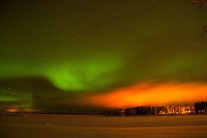 Czytelniczka przesłała nam zdjęcia niezwykłego zjawiska na niebie. Po prostu WOW! [ZDJĘCIA]