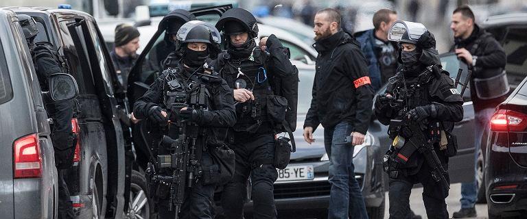 Francuscy antyterroryści zastrzelili sprawcę zamachu w Strasburgu