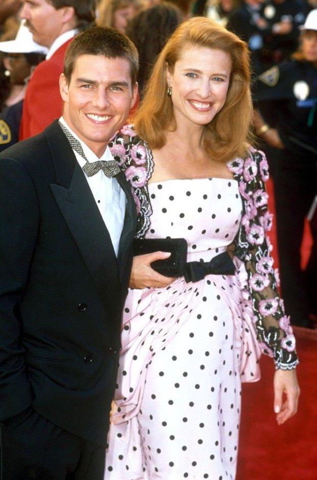 Tom Cruise i Mimi Rogers