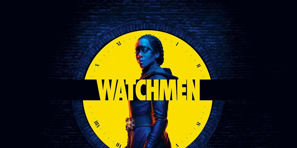 Regina King w serialu 'Watchmen'