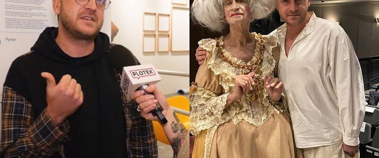Mateusz Gessler debiutuje w teatrze. Czy zostanie aktorem?