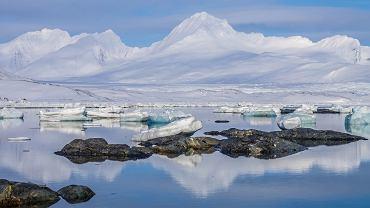 Odkryli pięć nowych wysp. Ma to związek z topnieniem lodowców