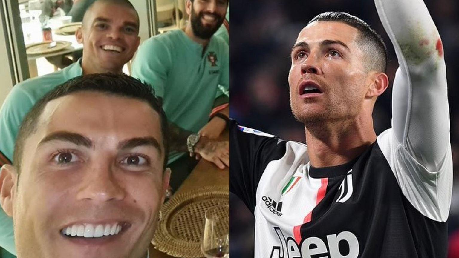 Tak Cristiano Ronaldo zareagowa