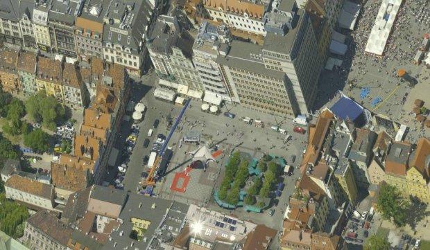 Zdjęcie numer 0 w galerii - Wrocław zrobił super mapę miasta. To pierwsza taka w Polsce