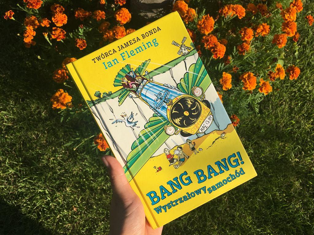 Ian Fleming to nie tylko twórca Jamesa Bonda. Napisał także książki dla dzieci, o pewnym naprawdę wyjątkowym samochodzie. A w przygodach, które przeżywa auto, mógłby wziąć udział i agent 007.