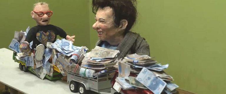 """Autorka """"plastusiów"""" z TVP o pozwie WOŚP: Chcą z satyryków zrobić przestępców"""