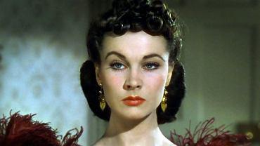 Vivian Leigh jako Scarlett O'Hara.