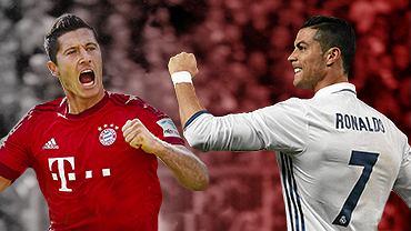 Robert Lewandowski i Cristiano Ronaldo