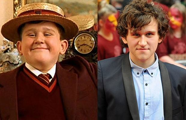 Harry Melling - metamorfoza