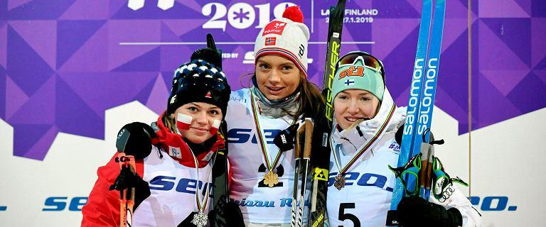 MŚJ w Lahti: Monika Skinder wicemistrzynią świata w sprincie!