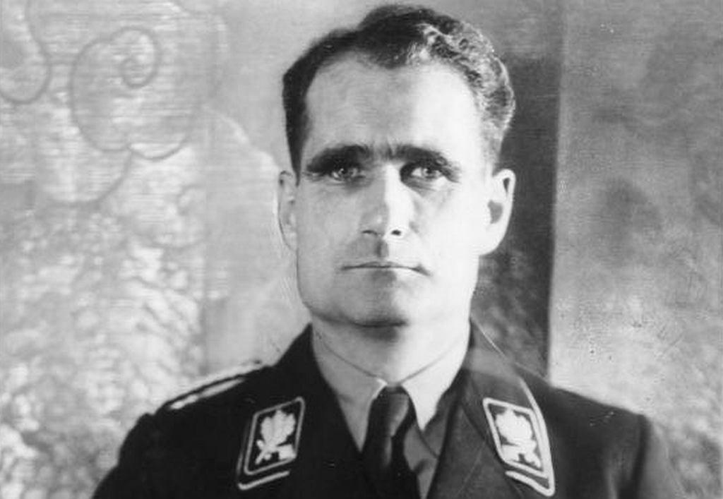 Analiza DNA wykazała, że więzień 'Spandau #7' to Rudolf Hess