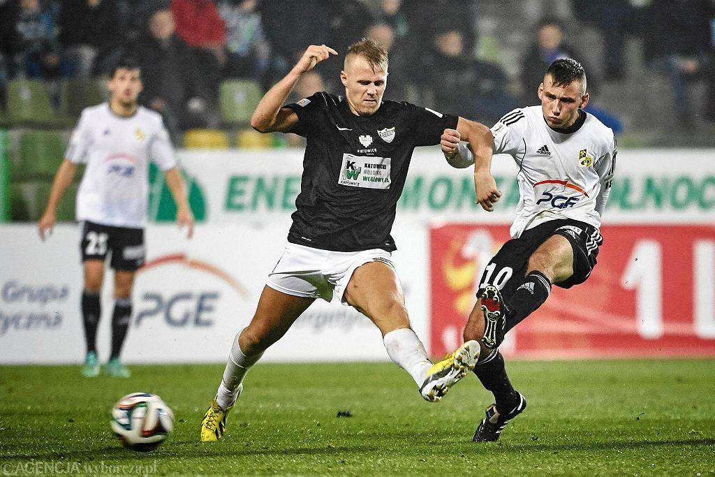 PGE GKS Bełchatów- Rozwój Katowice 0:2