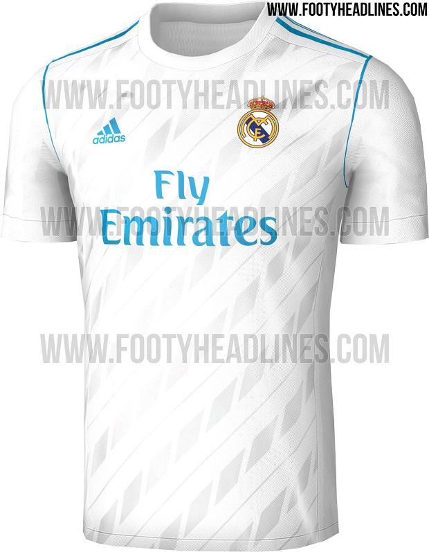 Zdjęcie numer 1 w galerii - Real Madryt w sezonie 2017/18 będzie grał w takich strojach?