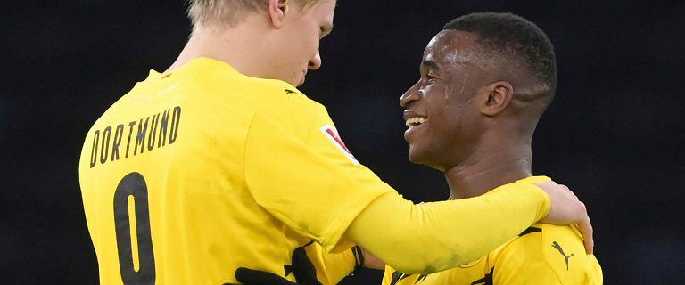 Haaland najdroższym piłkarzem Bundesligi! Szokująca wycena 16-letniej rewelacji Borussii po jednym meczu