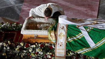 21.11.2020, Belgrad, pogrzeb patriarchy Serbii Ireneusza.