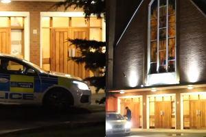 Dziecko zapaliło się od świecy, podczas koncertu kolęd w kościele. Chłopiec jest w ciężkim stanie