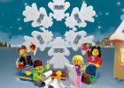 Zbuduj śnieżynkę LEGO, weź udział w świątecznym konkursie i wygraj worek prezentów od Świętego Mikołaja