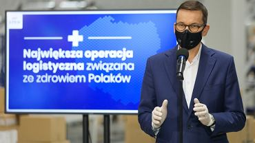 Premier Mateusz Morawiecki w ramach trzeciej tury Rządowego Funduszu Inwestycji Lokalnych przekazał Łodzi 2 mln zł.
