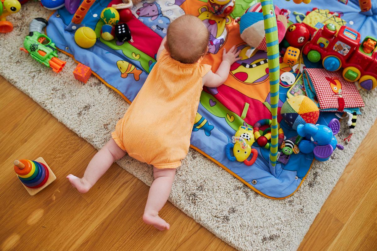 Zabawki Dla 6 Miesiecznego Dziecka Jaki Prezent Wybrac Dla Maluszka Top