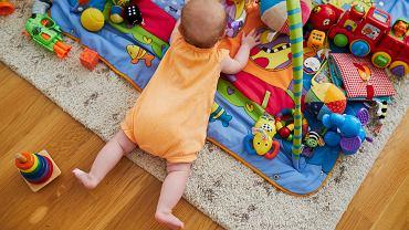 Zabawki dla 6-miesięcznego dziecka