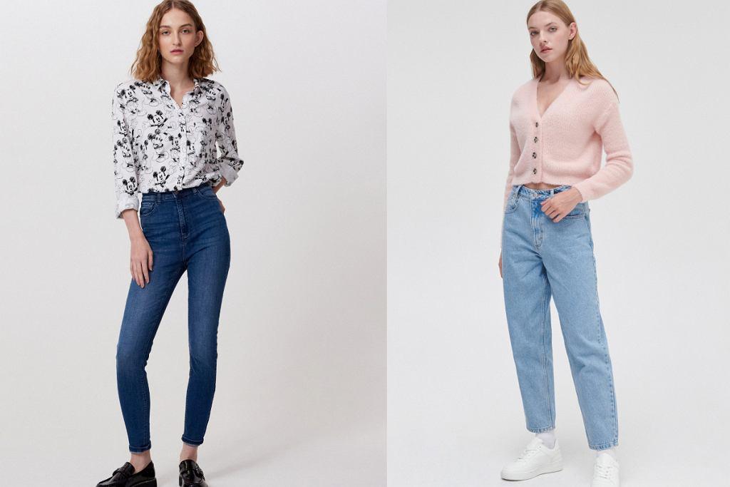 Klasyczne skinny jeans? A może te w stylu mom?