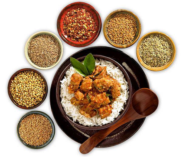 Hinduskie curry