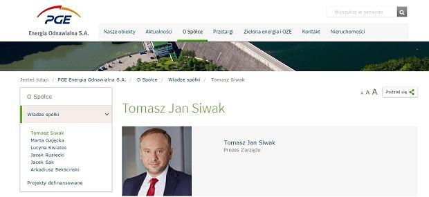 Tomasz Jan Siwak