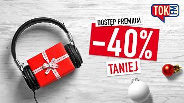 Promocja świąteczna na Dostęp Premium TOK FM
