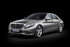 Mercedes Klasy S od...