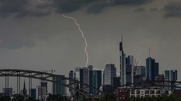 Niemcy, Frankfurt, dzielnica finansowa
