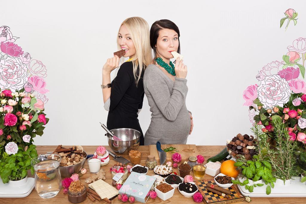 Basia Dzierzgowska i Marysia Kotowska, czyli MeryBarbery Chocolate