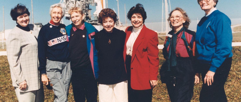 Część 'Trzynastki' w 1995 roku (fot. flickr.com/photos/nasacommons)