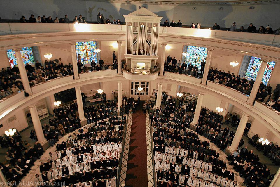 Kościół ewangelicko-augsburski św. Trójcy przy pl. Małachowskiego