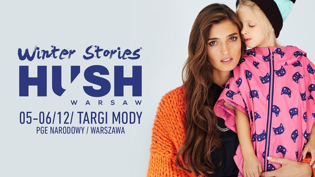 Targi HUSH Warsaw już w najbliższy weekend!