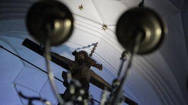 Gwiazdy w kościele Mariackim