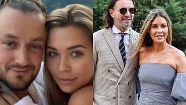 Sandra Kubicka i Baron, Małgorzata Rozenek i Radosław Majdan