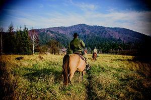 Zakapiorzy i koniarze, czyli kowbojskie życie w Bieszczadach