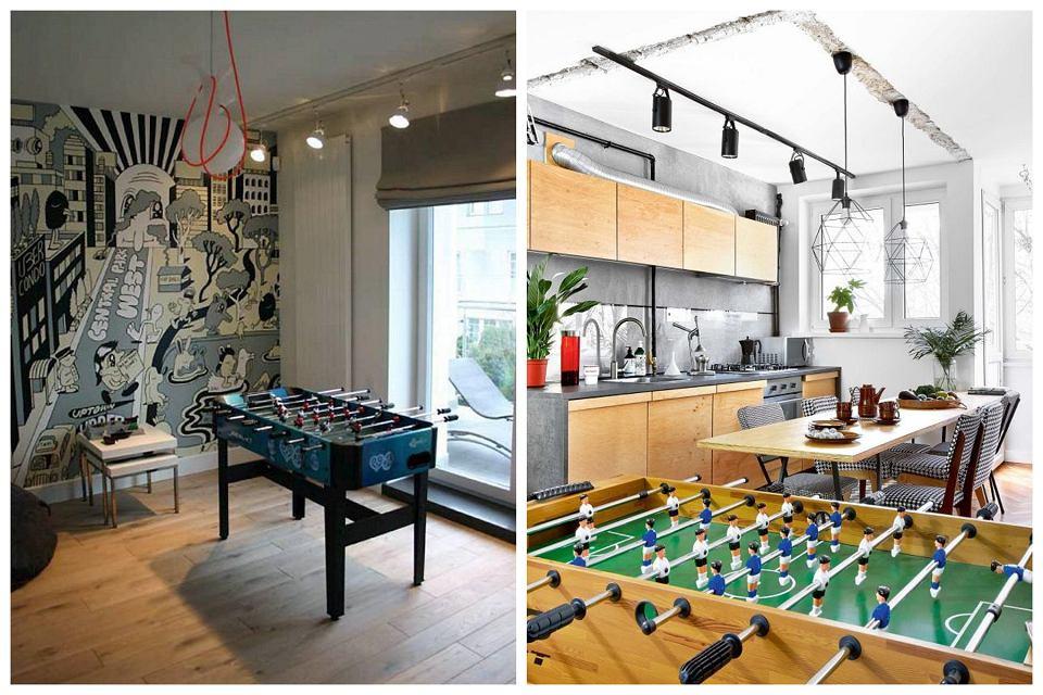 Piłkarzyki w zaciszu własnego mieszkania