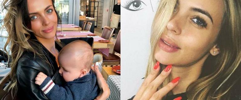Marcelina Leszczak z Top model niedawno urodziła. Teraz pokazuje, jak wygląda jej ciało po ciąży. Zaskoczeni?