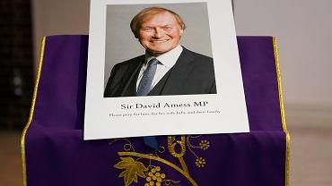 Zabójstwo brytyjskiego posła Davida Amessa