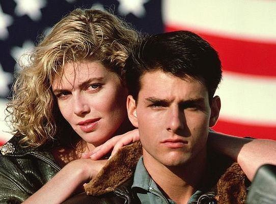 Top Gun (1986), reż. Tony Scott, Paramount Pictures