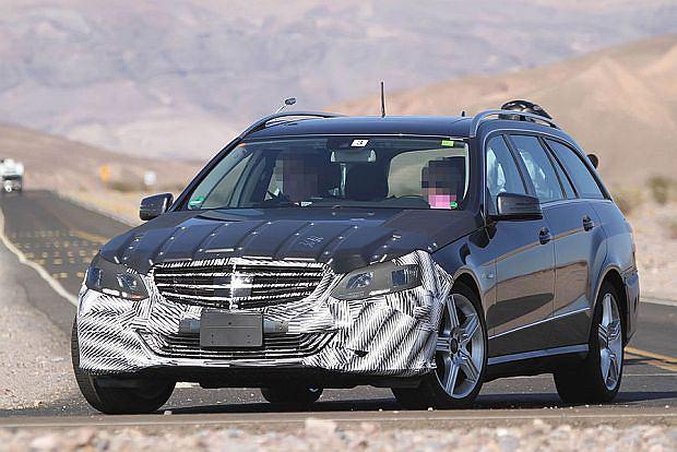 Mercedes klasy E - 2013