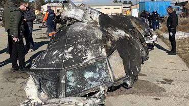 Zestrzelenie samolotu w Iranie. Samolot z ciałami ofiar przyleci na Ukrainę