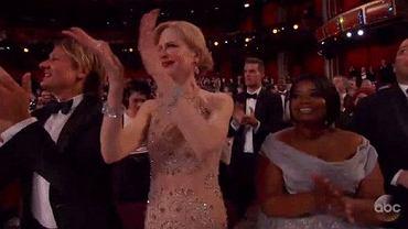 Nicole Kidman na 89. gali rozdania Oscarów