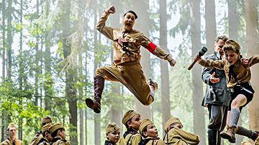 'Jojo Rabbit' ma sześć nominacji do Oscara 2020, w tym dla najlepszego filmu, za scenariusz i drugoplanową rolę Scarlett Johansson.