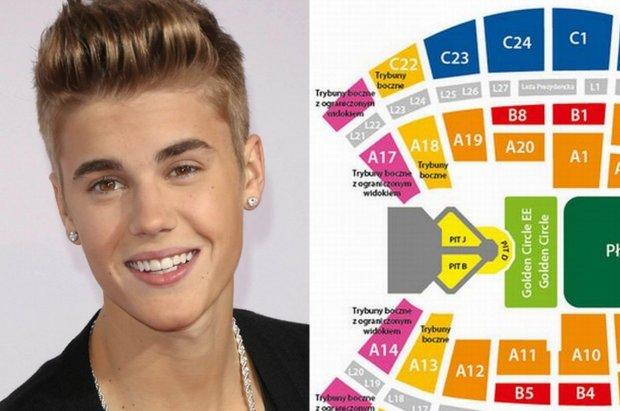 Z kim Justin Bieber spotyka się w 2015 roku
