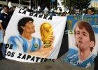 El. MŚ. Maradona przyczynił się do... dyskwalifikacji Messiego?