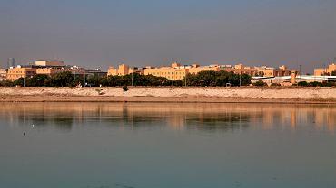 Kompleks ambasady USA w Bagdadzie