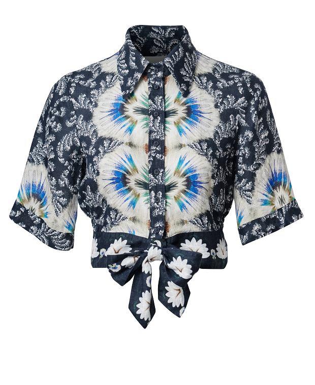 Koszula z kolekcji H&M Conscious Exclusive 2019